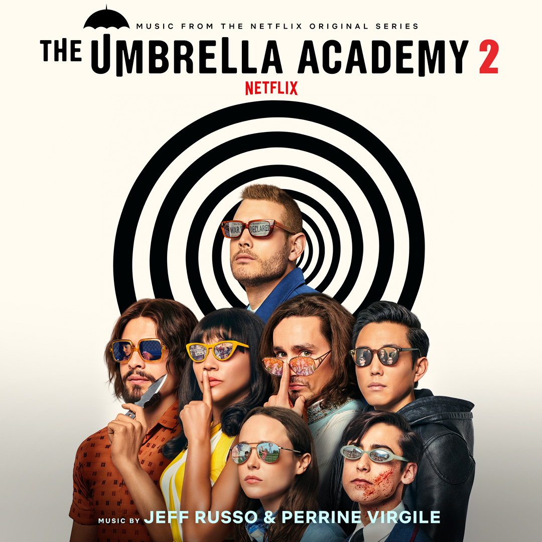 Jeff Russo - The Umbrella Academy, Season 2 (Music From The Netflix Original Series) [RSD Drops 2021]