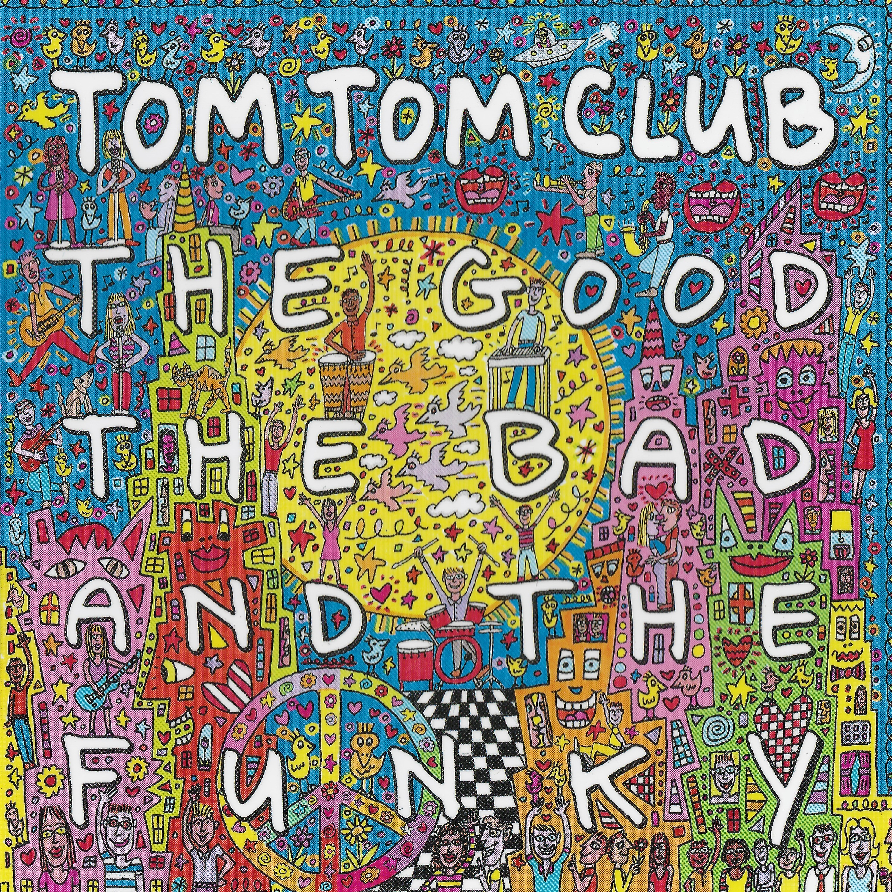 Tom Tom Club - The Good The Bad And The Funky [RSD Drops 2021]
