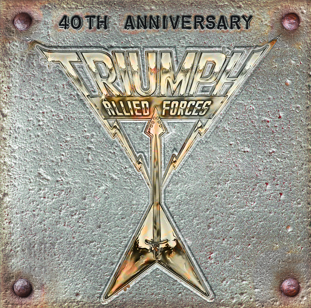 Triumph - Allied Forces 40th Anniversary [RSD Drops 2021]
