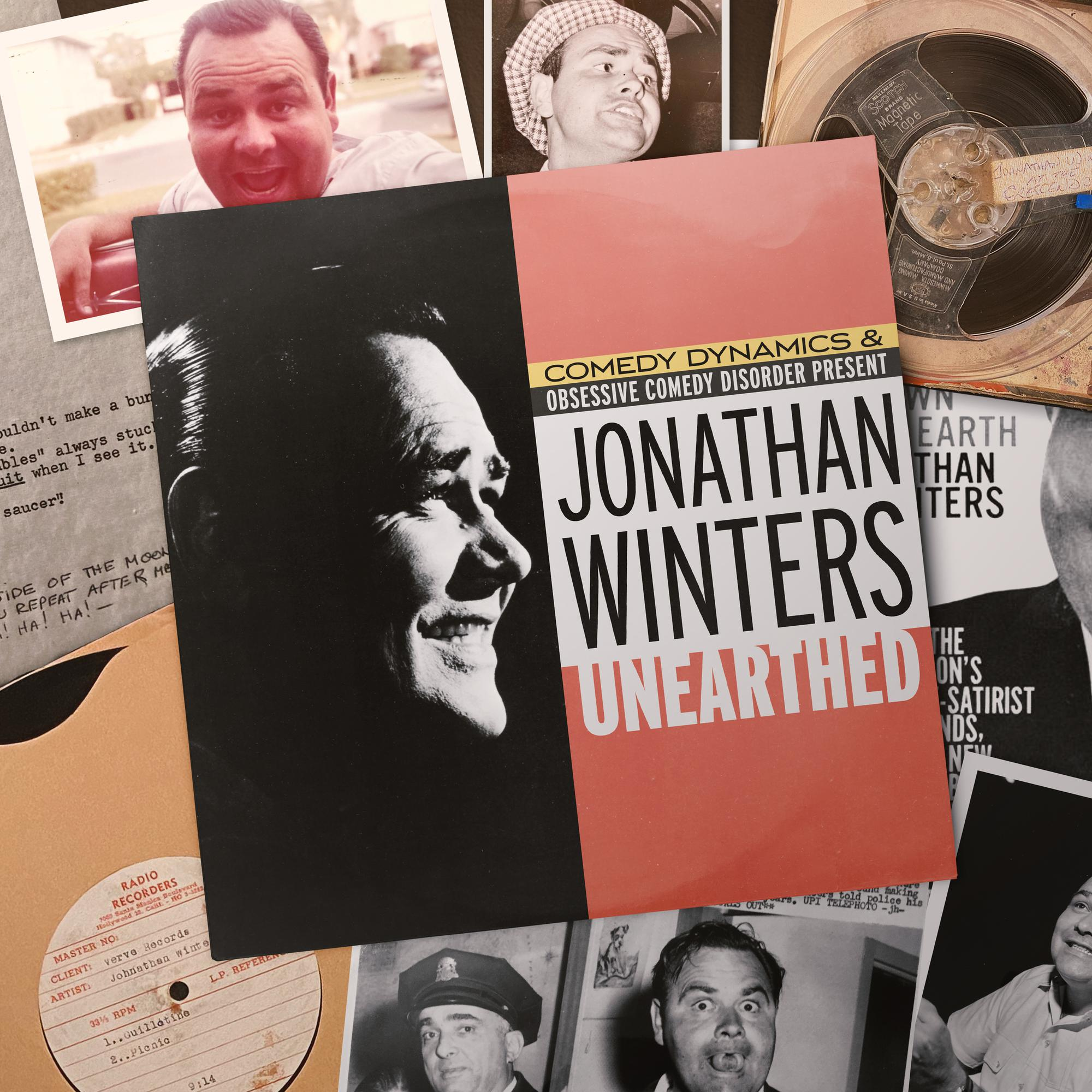 Jonathan Winters - Unearthed [RSD Drops 2021]