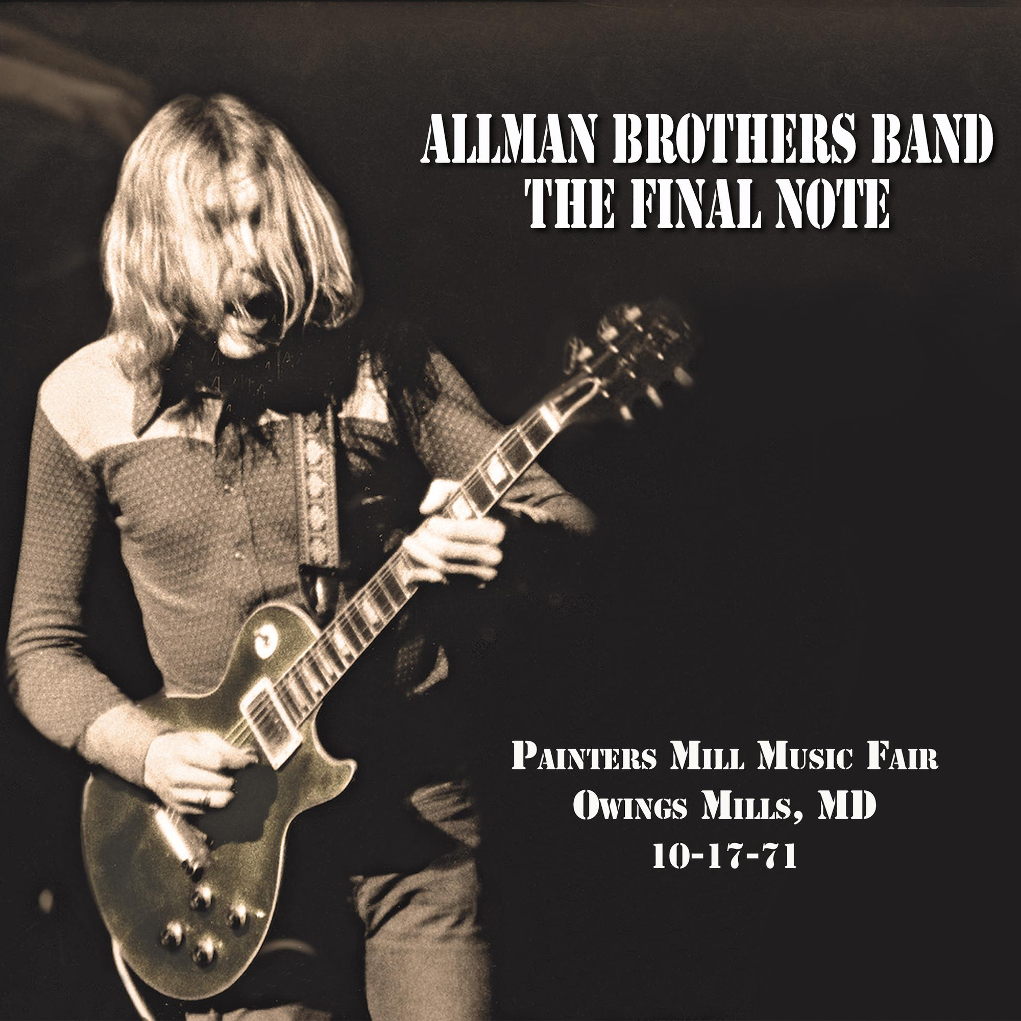 The Allman Brothers Band - The Final Note [RSD Drops 2021]