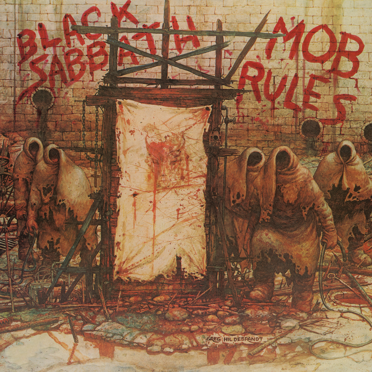 Black Sabbath - Mob Rules [RSD Drops 2021]