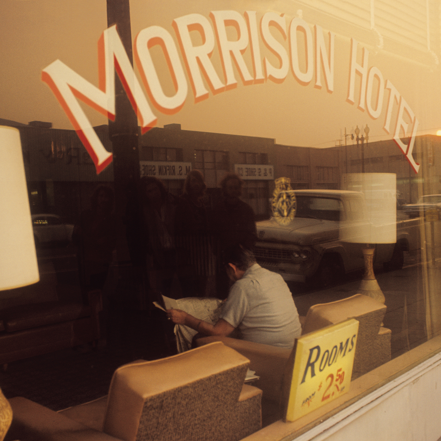 The Doors - Morrison Hotel Sessions [RSD Drops 2021]