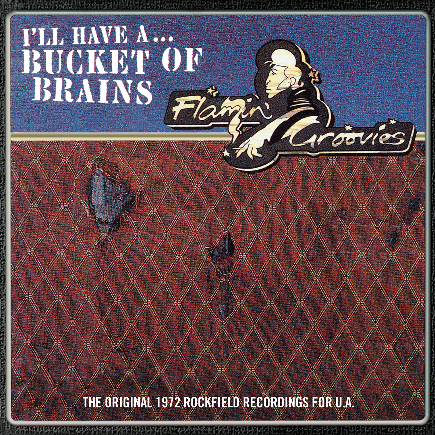 The Flamin' Groovies - Bucket of Brains [RSD Drops 2021]