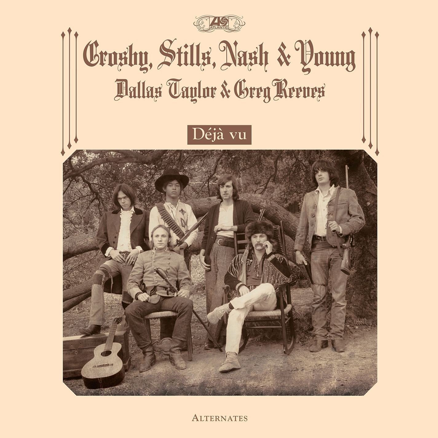 Crosby, Stills, Nash & Young - Déjà vu Alternates [RSD Drops 2021]