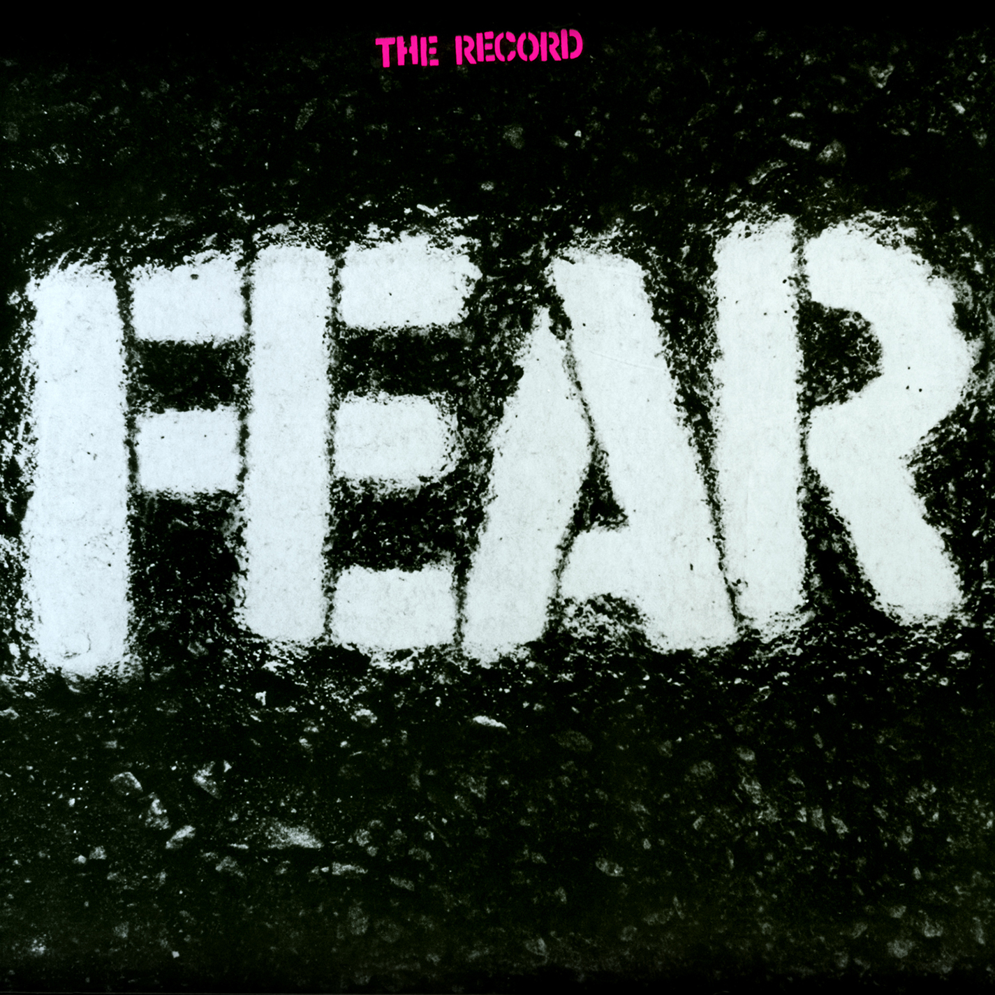 Fear - The Record  [RSD Drops 2021]