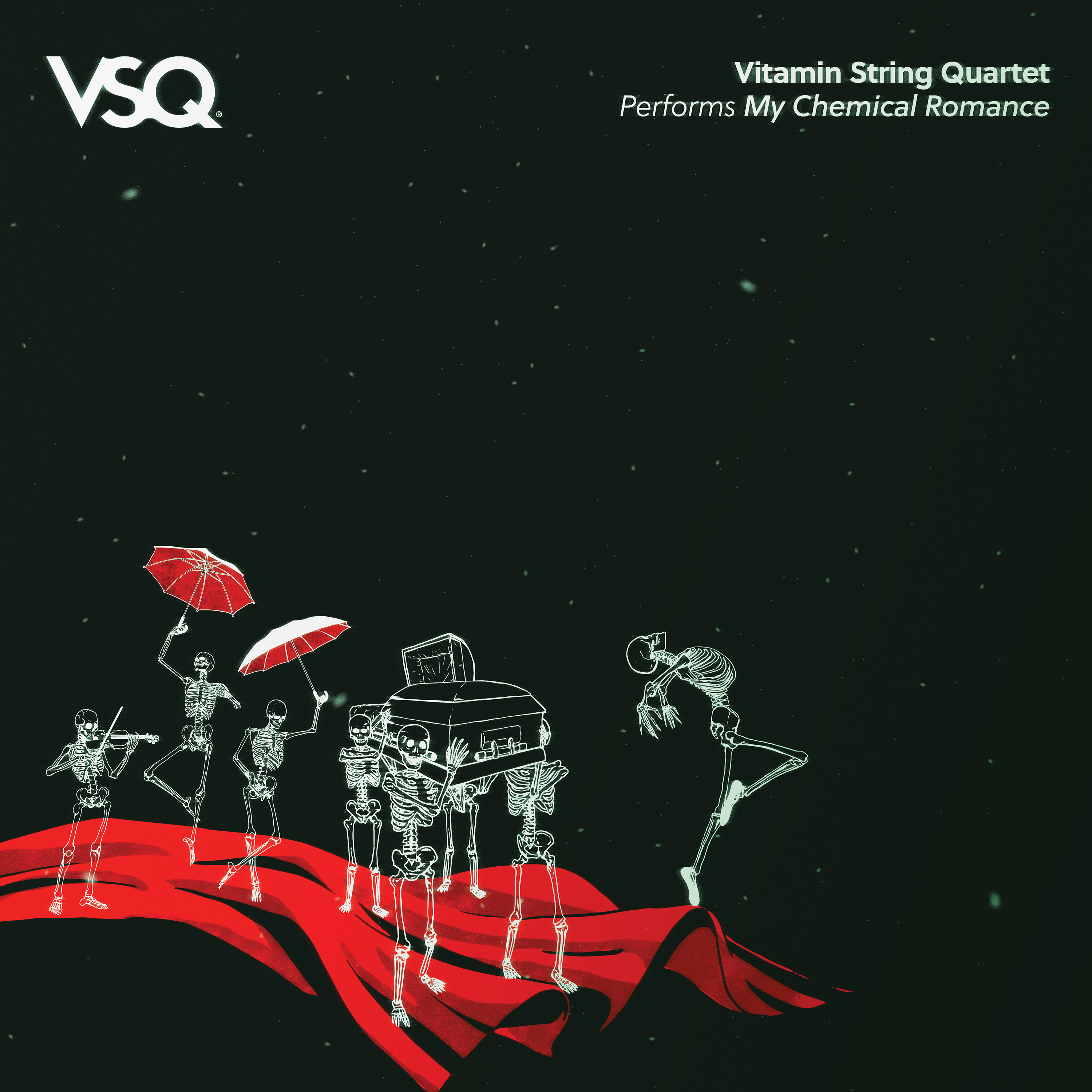 Vitamin String Quartet - Vitamin String Quartet Performs My Chemical Romance [RSD Drops 2021]