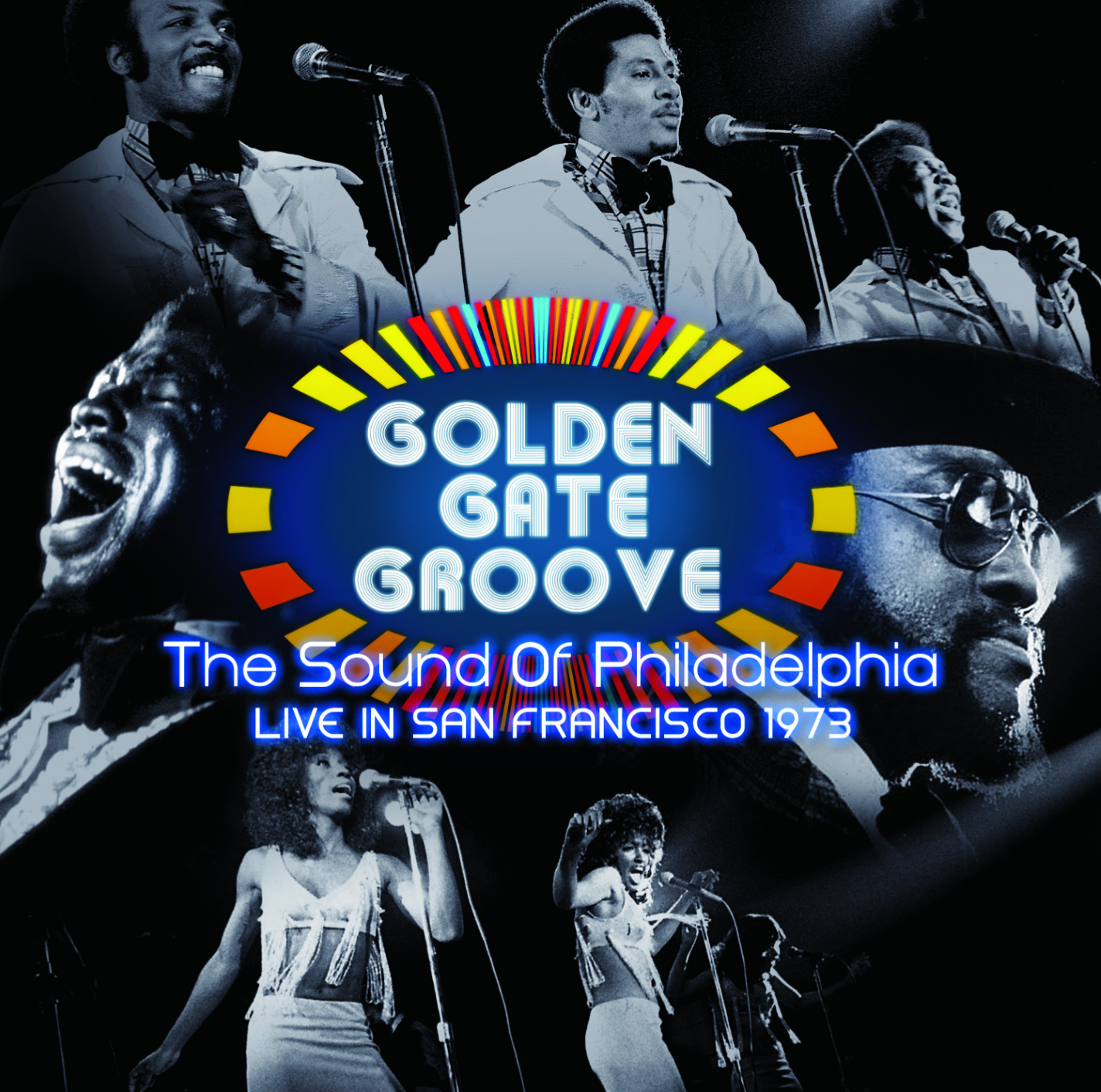 Various Artists - Golden Gate Groove: The Sound Of Philadelphia Live In San Francisco 1973 [RSD Drops 2021]