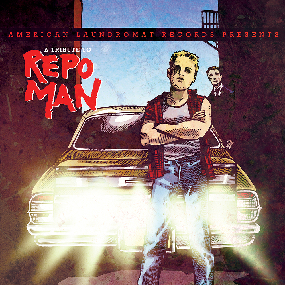 Various Artists - Tribute To Repo Man [RSD Drops 2021]