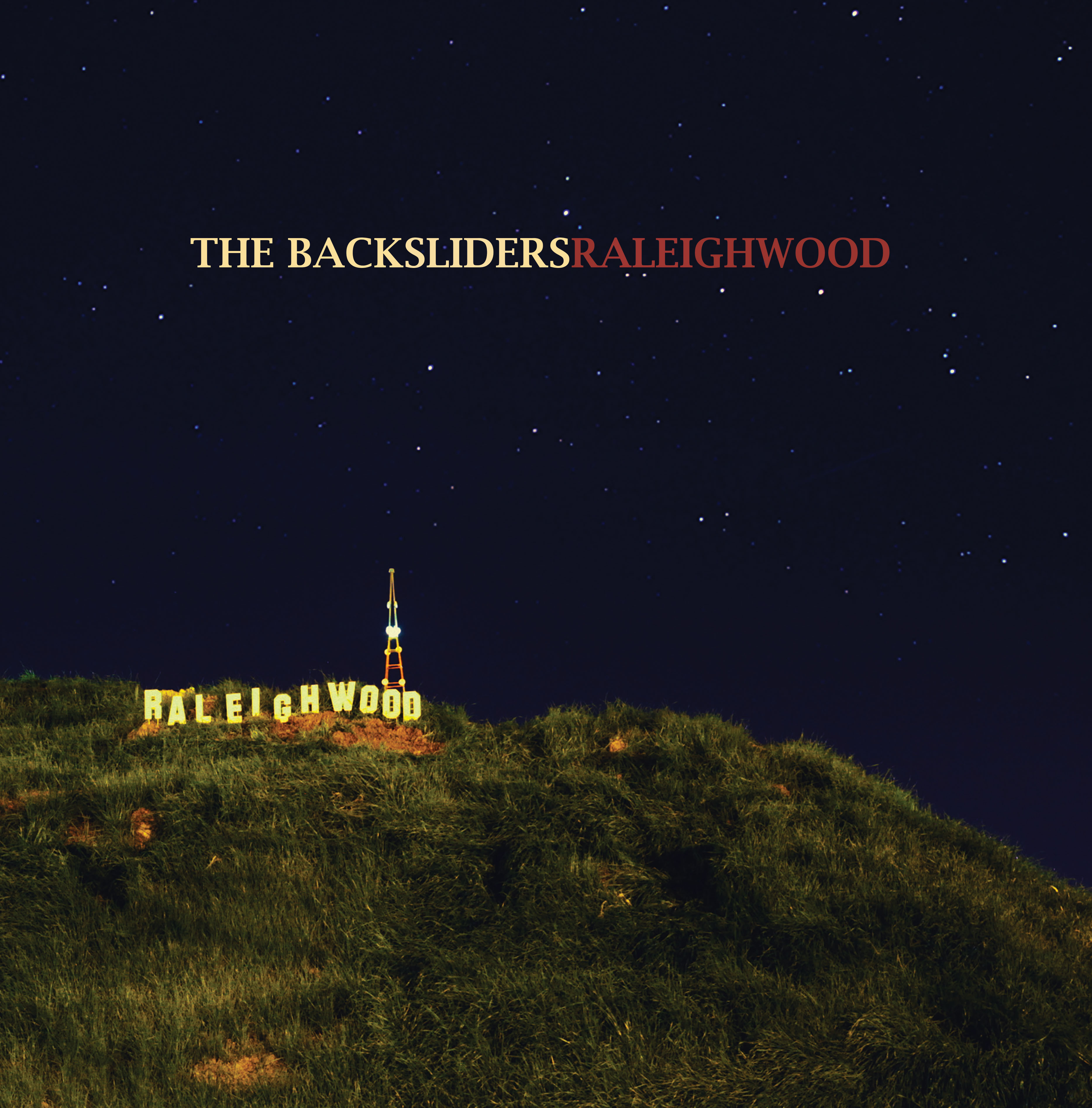 The Backsliders - Raleighwood  [RSD Drops 2021]