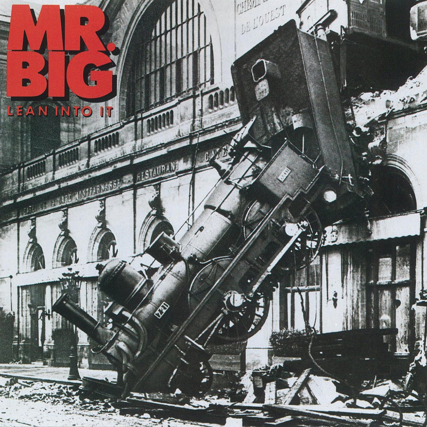 Mr. Big - Lean Into It (Rsd) [Record Store Day] [RSD Drops 2021]