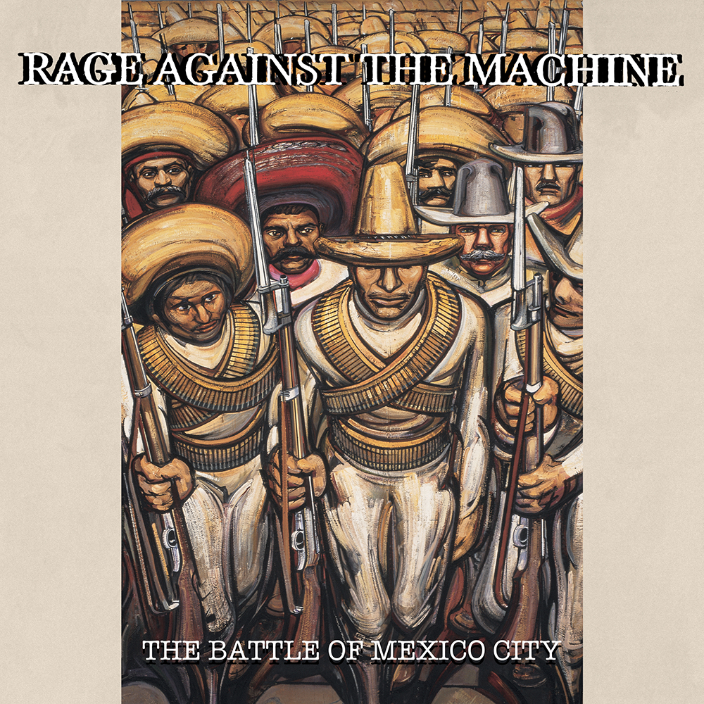Rage Against The Machine - The Battle of Mexico City [RSD Drops 2021]