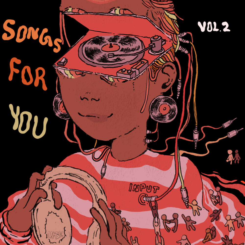 Various Artists - Songs For You, Vol. 2 [RSD Drops 2021]