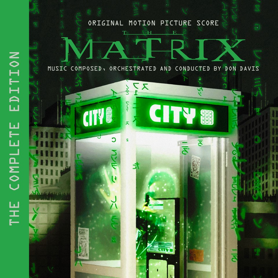 Don Davis - The Matrix--The Complete Edition [RSD Drops 2021]