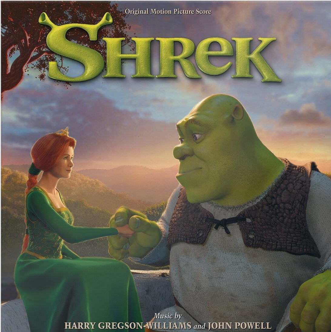 Harry Gregson-Williams and John Powell - Shrek (Original Motion Picture Score) [RSD Drops 2021]