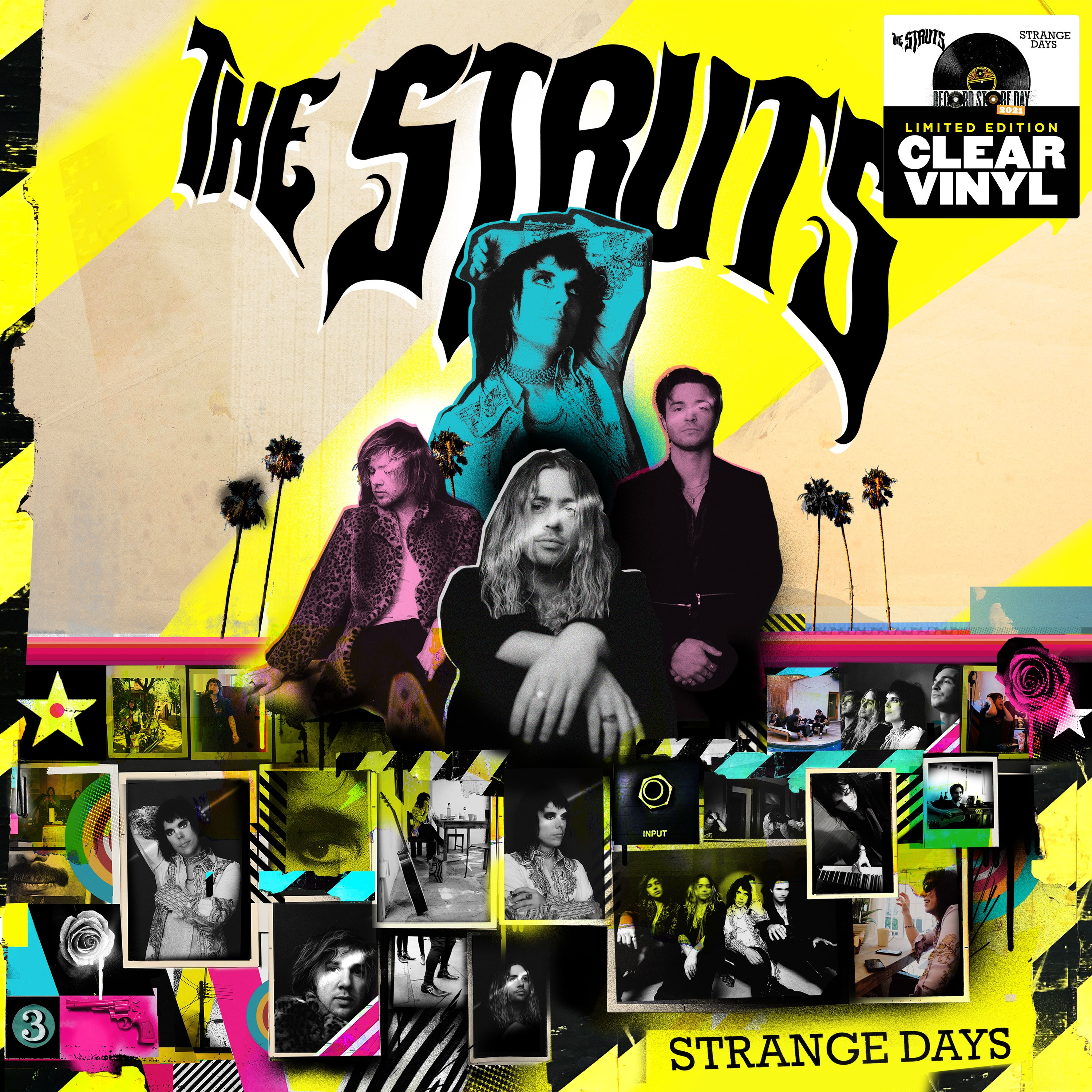 The Struts - Strange Days [RSD Drops 2021]