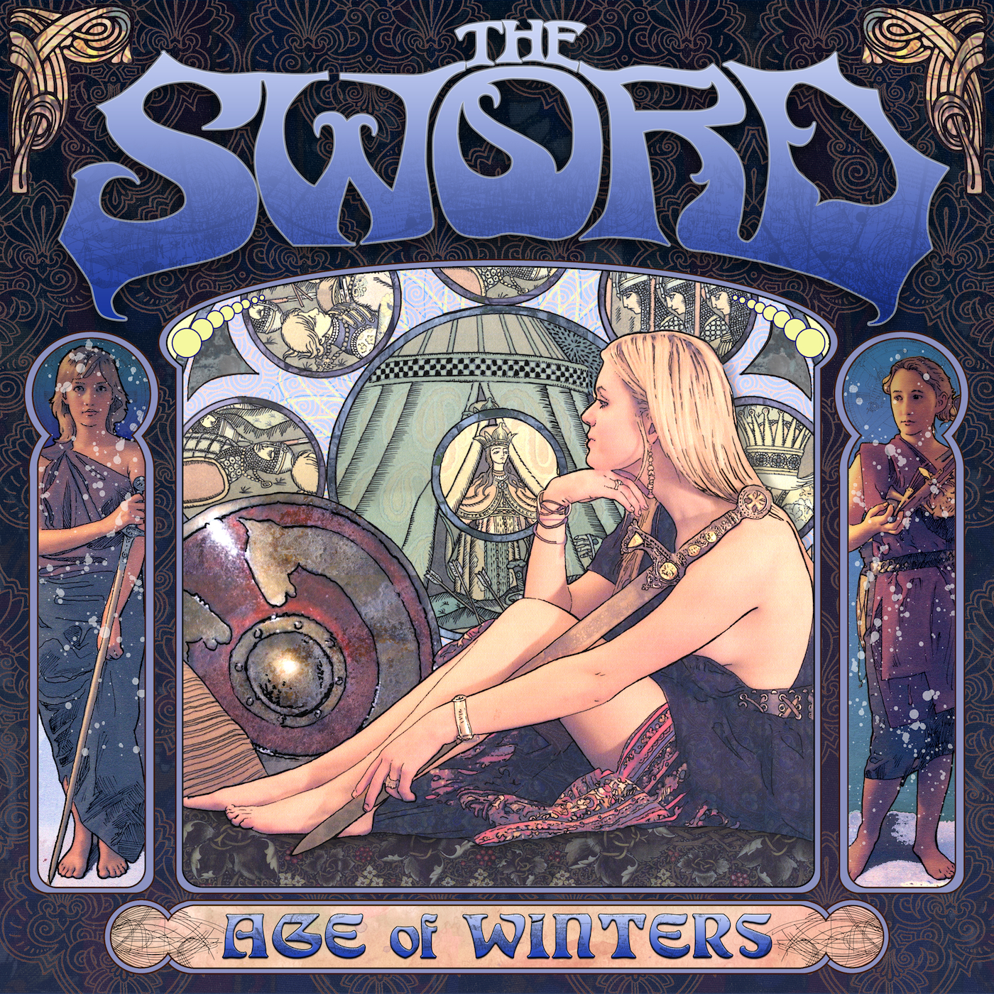 The Sword - Age of Winters -- 15th Anniversary Edition [RSD Drops 2021]