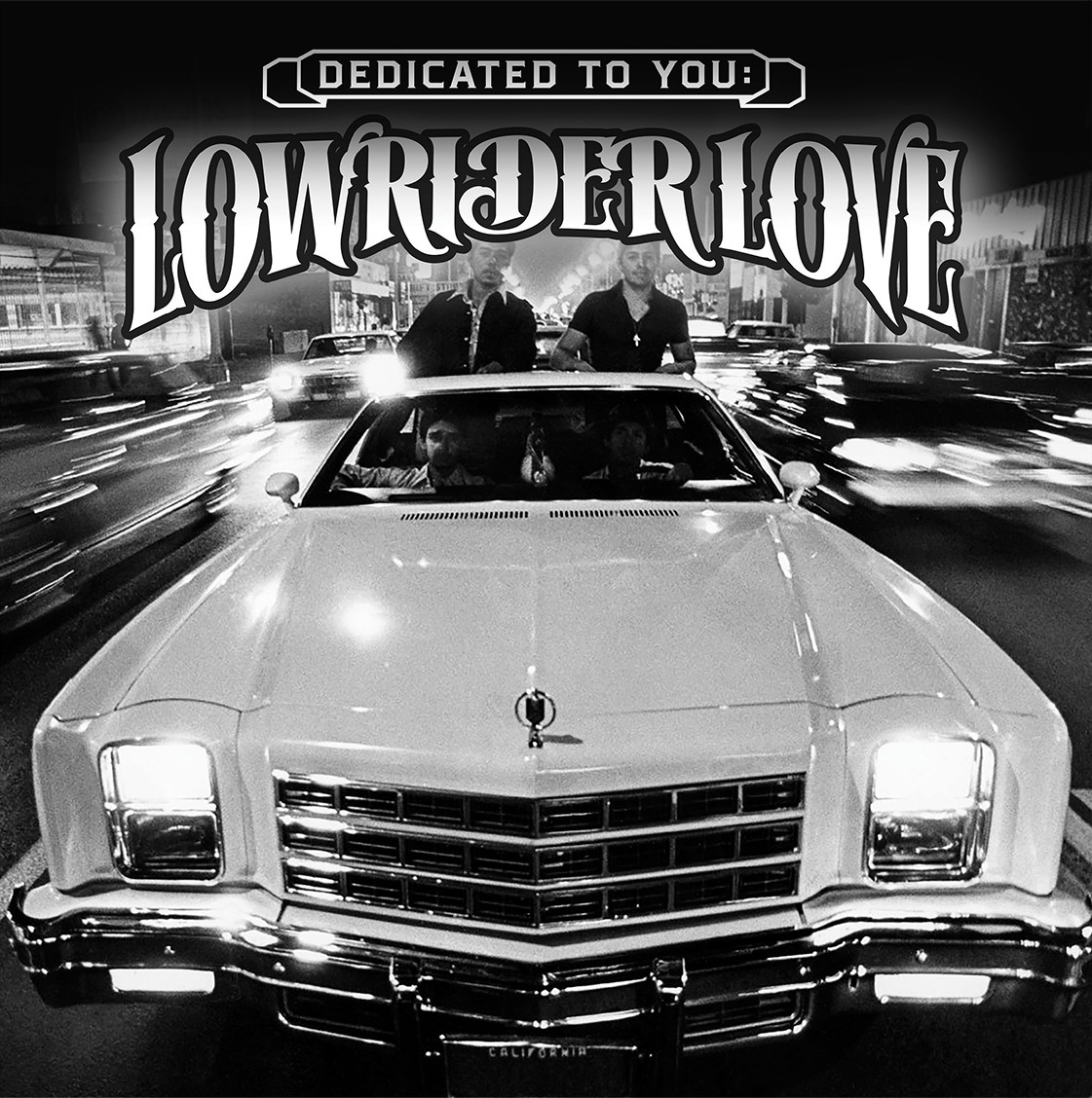 Various Artists - Dedicated To You: Lowrider Love  [RSD Drops 2021]