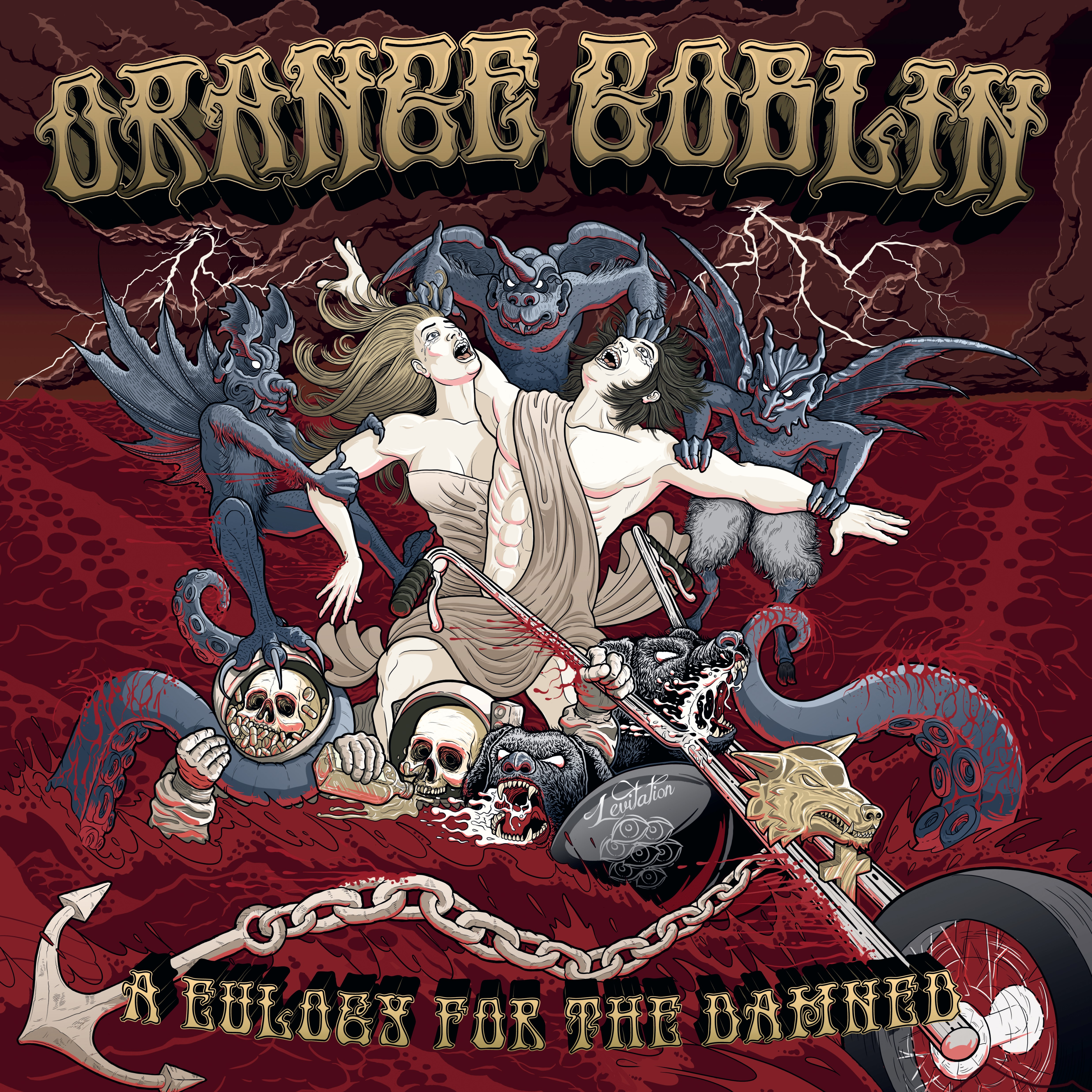 Orange Goblin - Eulogy For The Damned [RSD Drops 2021]
