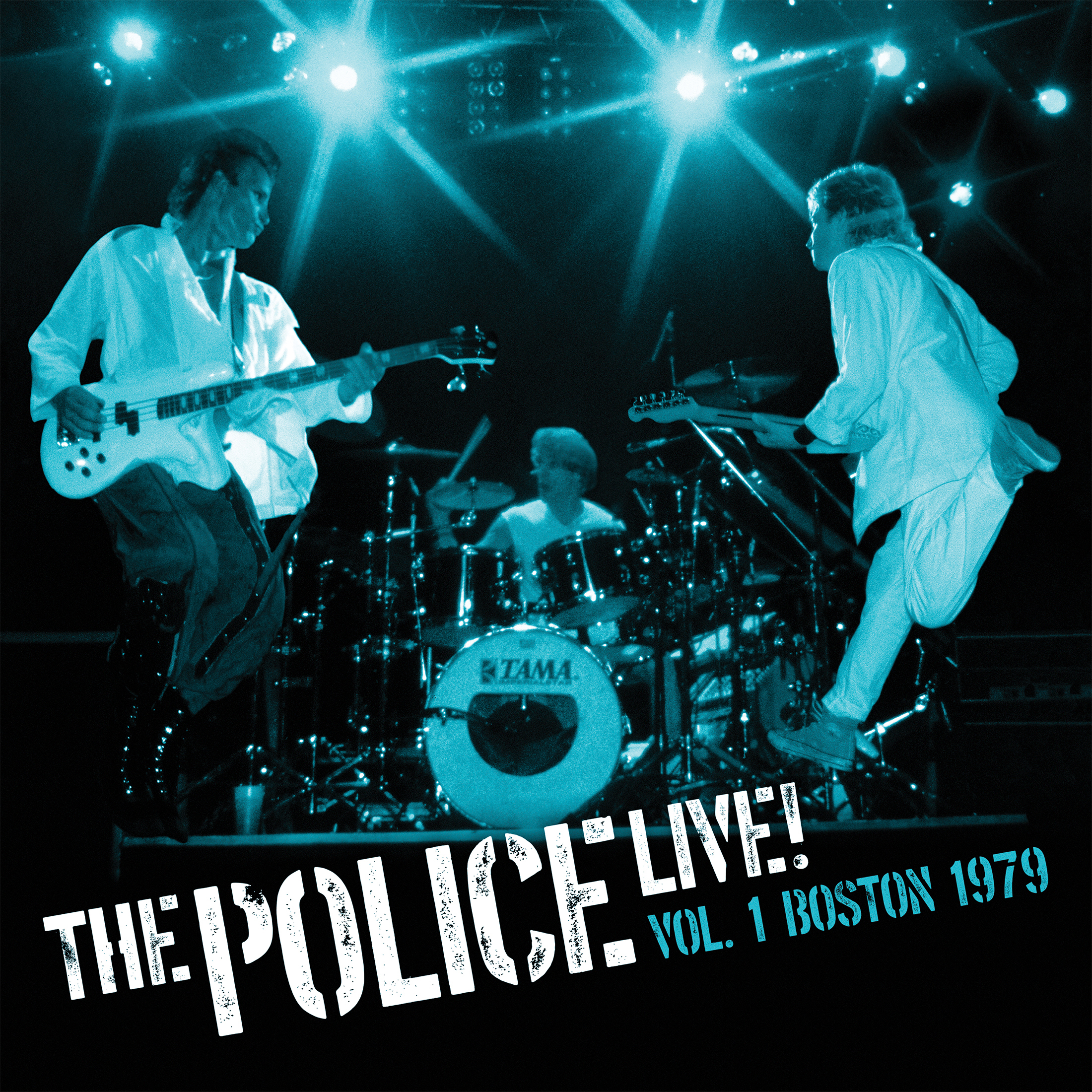 The Police - Live! Vol. 1: Boston 1979 [RSD Drops 2021]