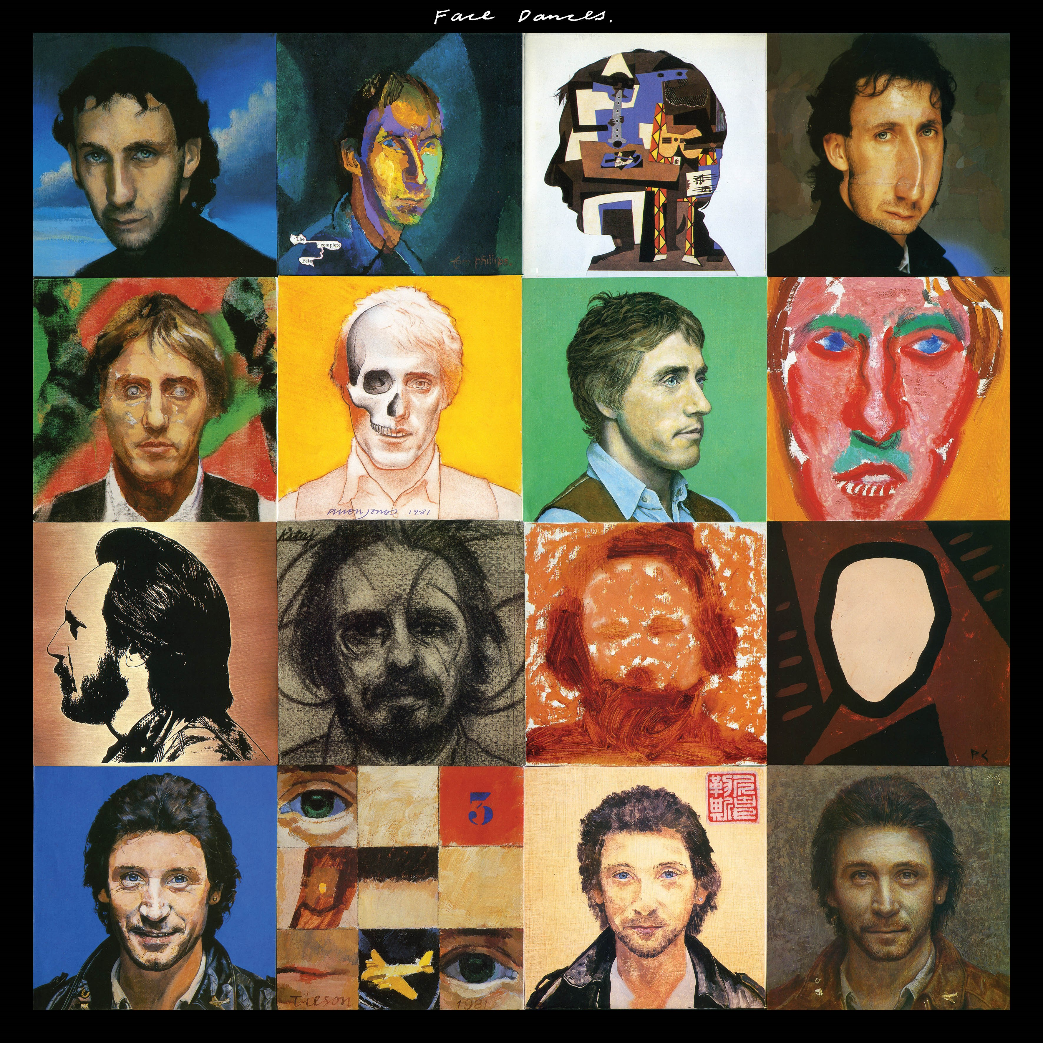 The Who - Face Dances -- 40th [RSD Drops 2021]