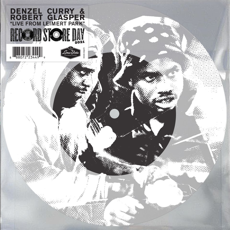 Denzel Curry & Robert Glasper - Live From Leimert Park [RSD Drops 2021]
