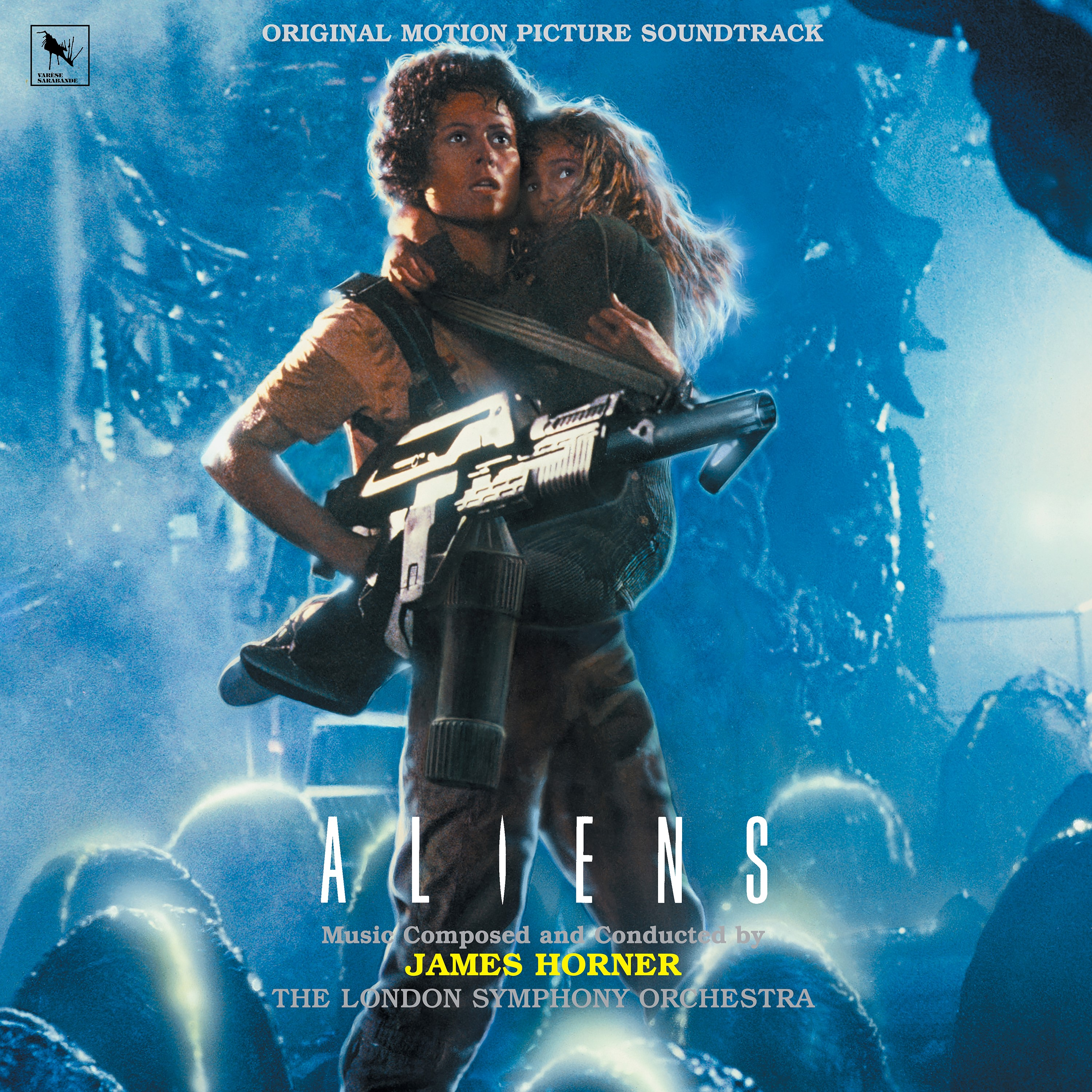James Horner - Aliens - Original Soundtrack (35th Anniversary Edition) [RSD Drops 2021]