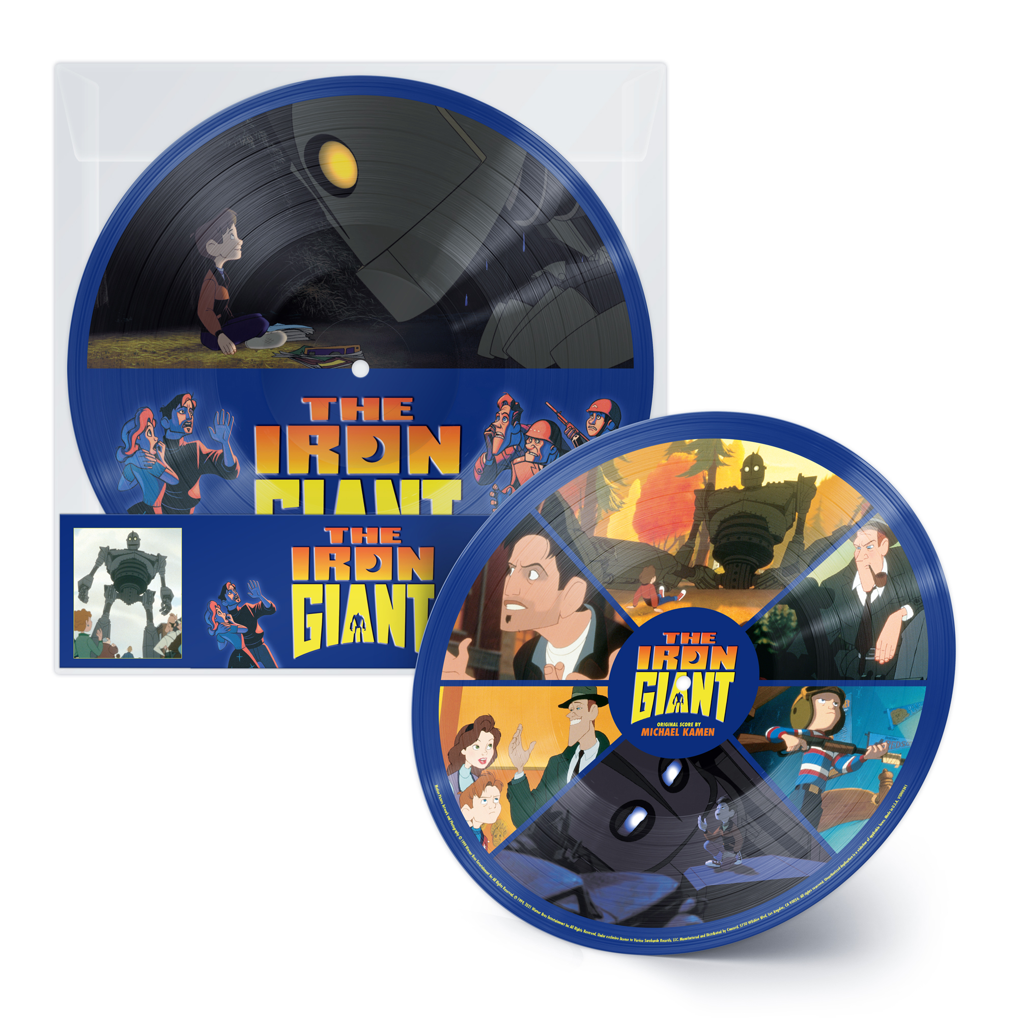 Michael Kamen - The Iron Giant  [RSD Drops 2021]