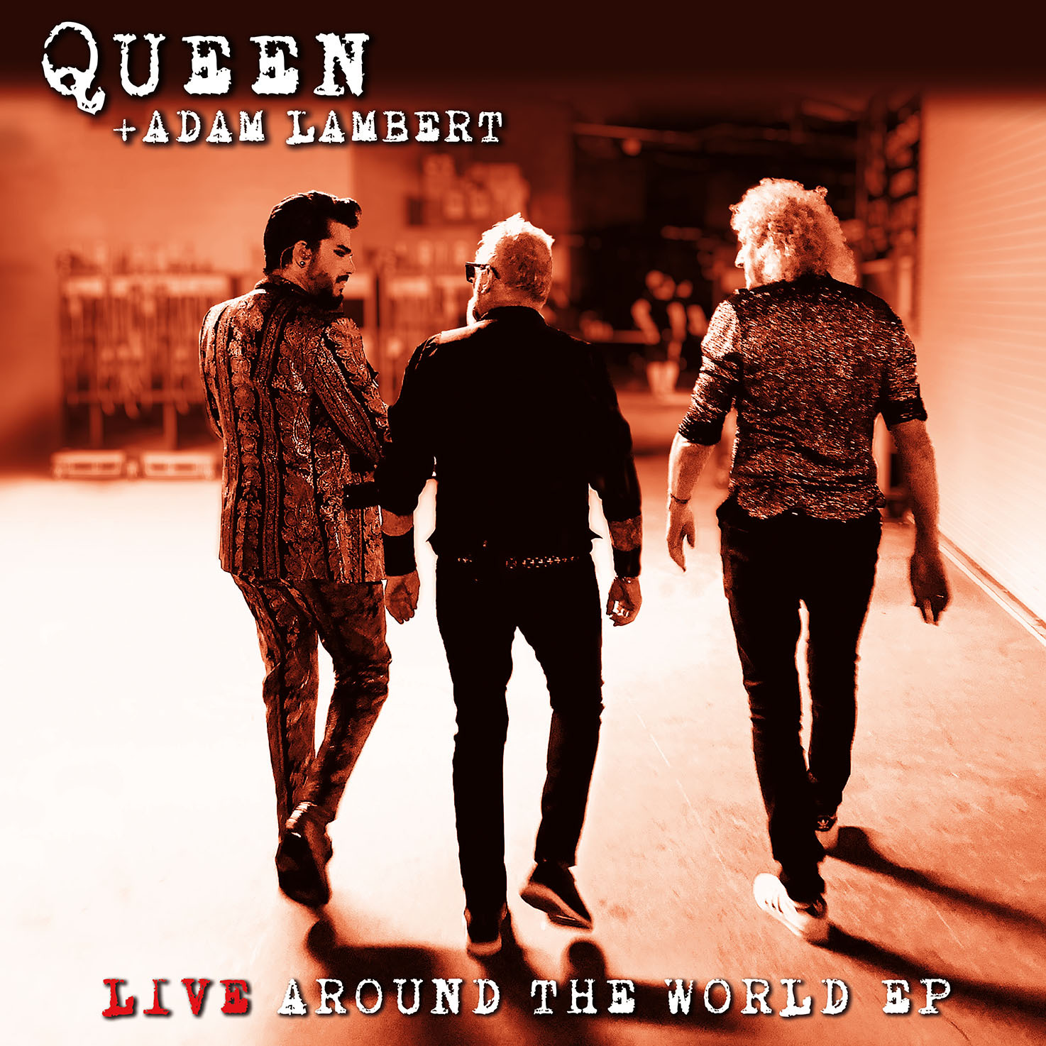 Queen + Adam Lambert, Freddie Mercury - Live Around the World / Love Me Like There's No Tomorrow [RSD Drops 2021]