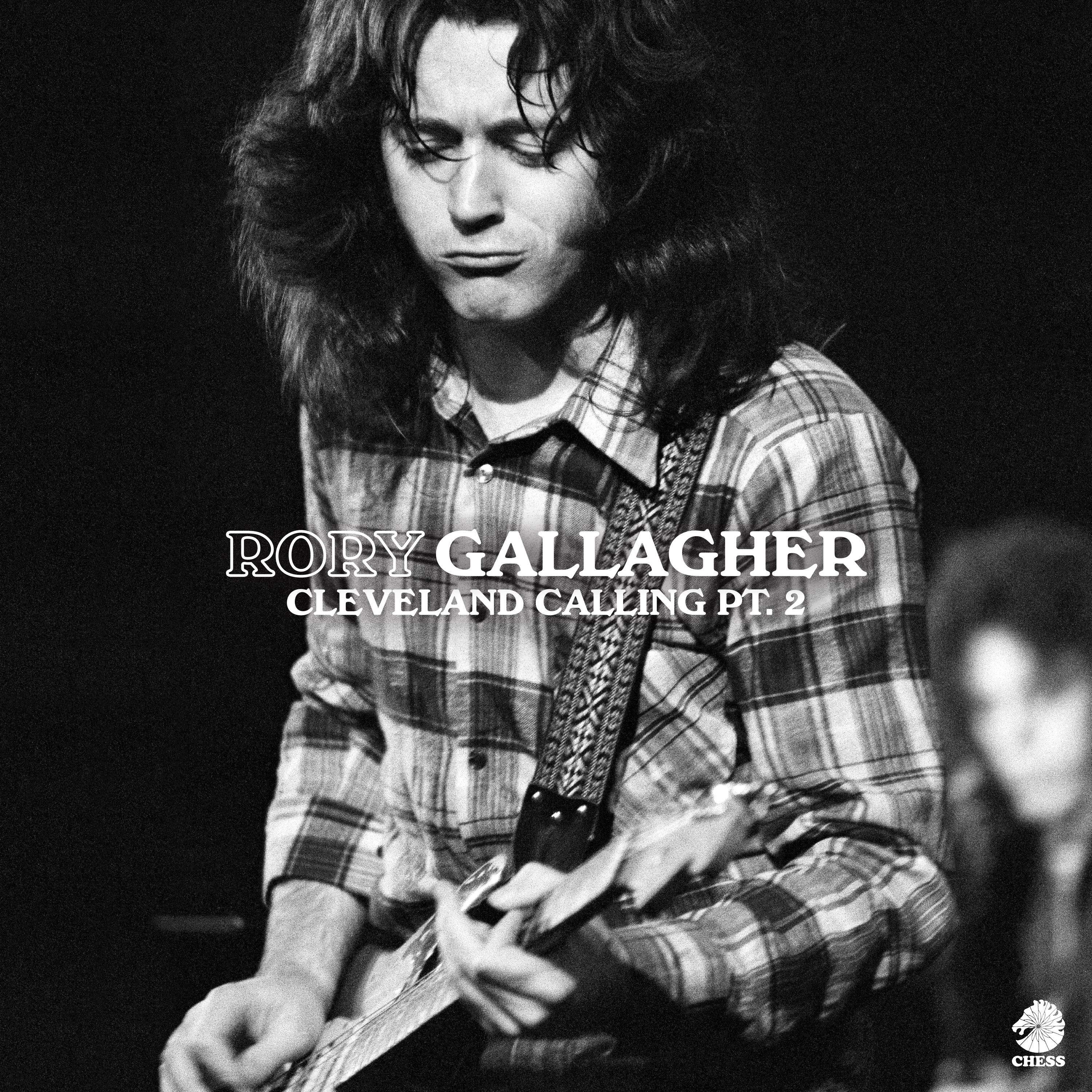 Rory Gallagher - Cleveland Calling Pt. 2 [RSD Drops 2021]