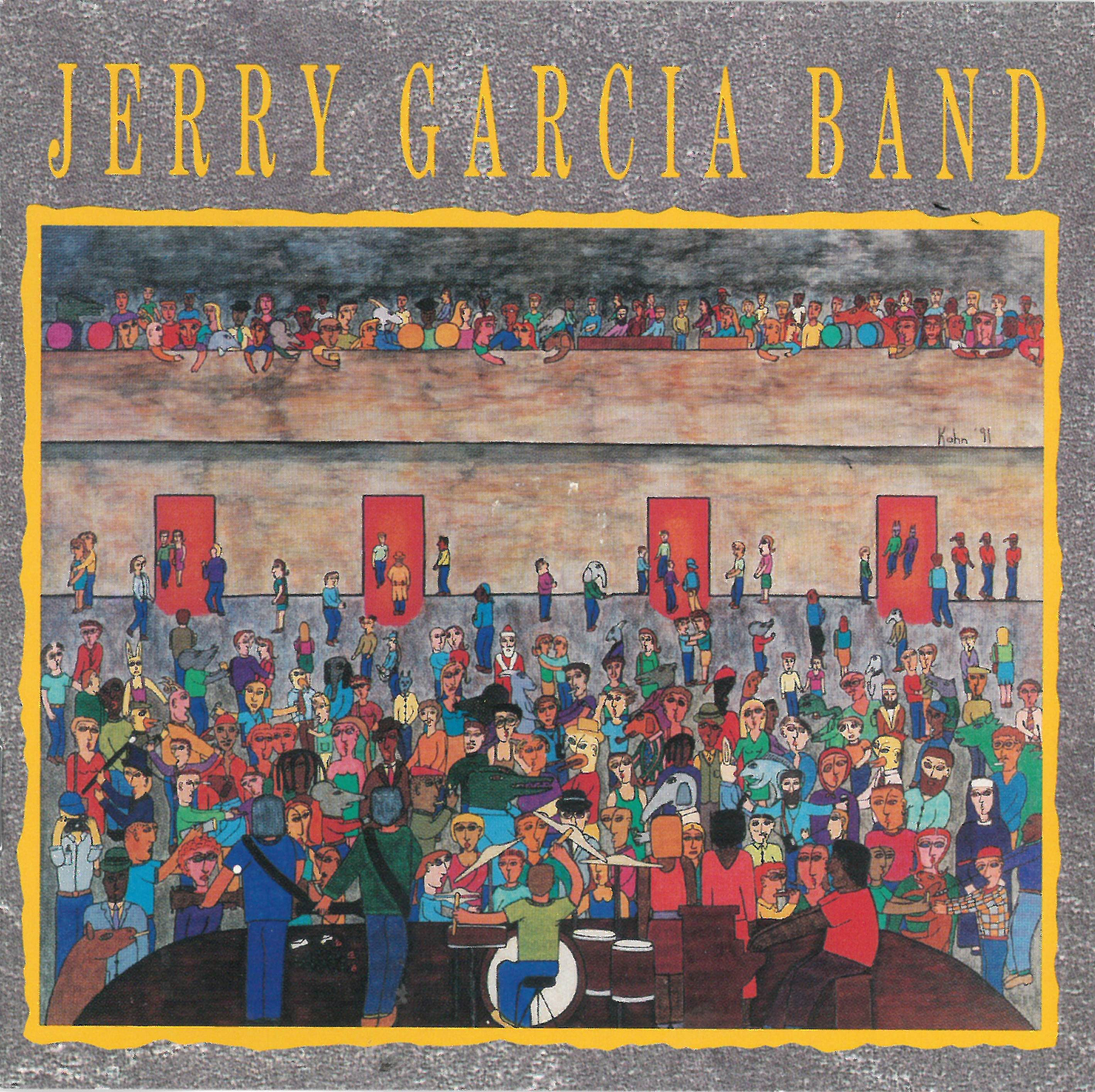 Jerry Garcia Band - Jerry Garcia Band (30th Anniversary)  [RSD Drops 2021]