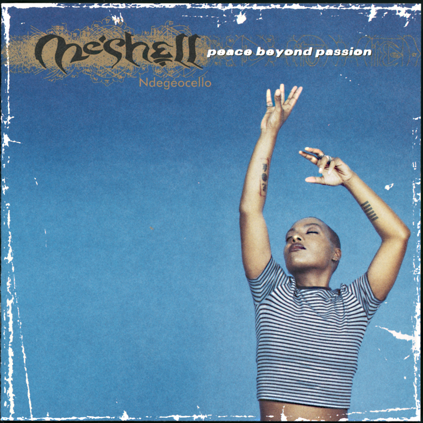 Me'Shell NdegéOcello - Peace Beyond Passion Dlx Ed. [RSD Drops 2021]