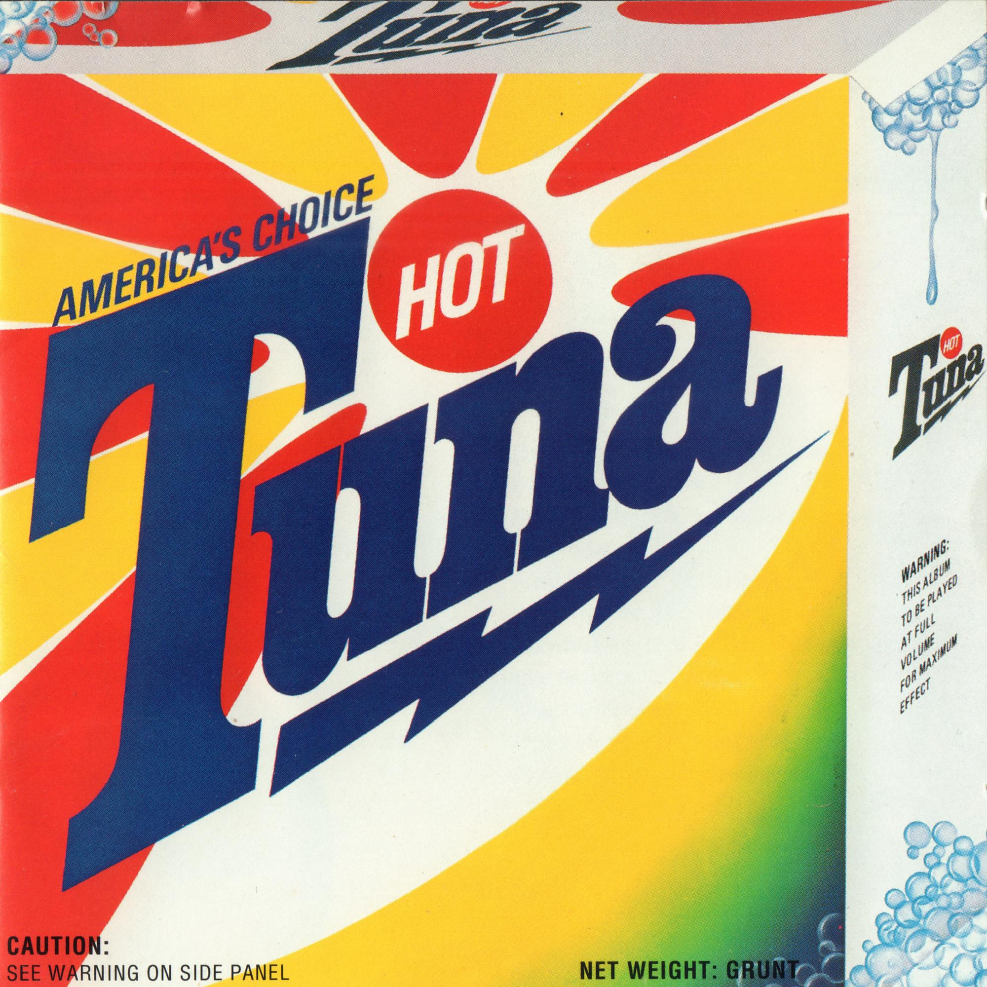 Hot Tuna - America's Choice [RSD Drops 2021]