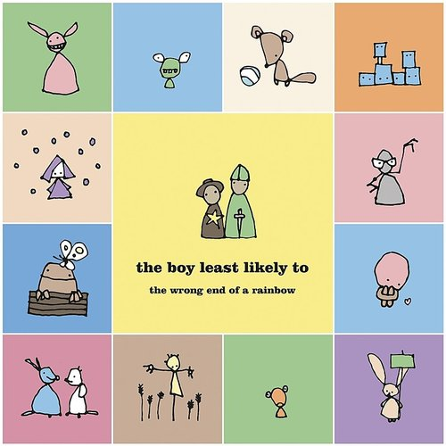 Boy Least Likely To - The Wrong End Of A Rainbow: A Collection Of B Sides And Rarities