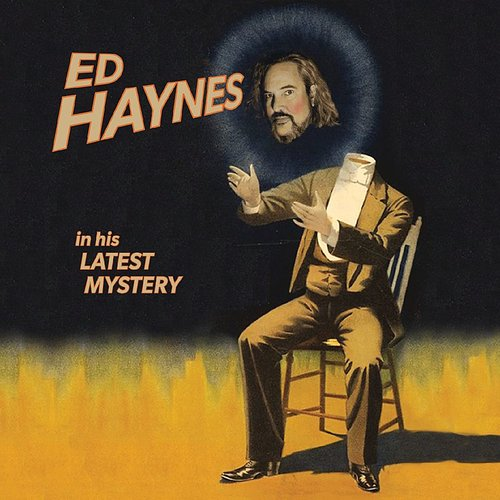Ed Haynes - In His Latest Mystery