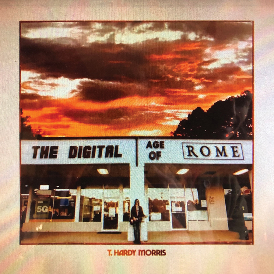 The Digital Age of Rome [Indie Exclusive Limited Edition Coke Bottle Clear LP]