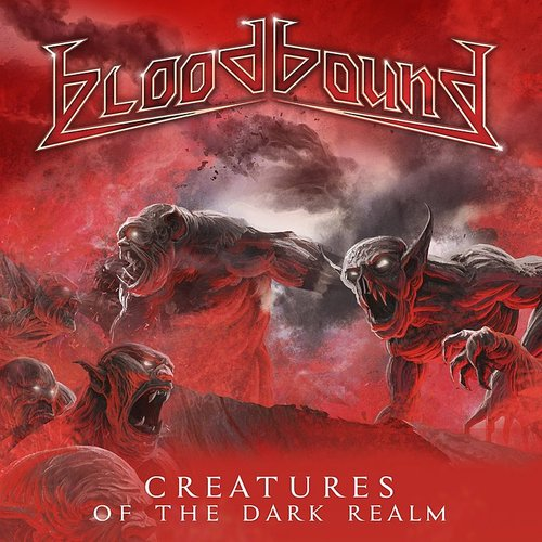 Bloodbound - Creatures Of The Dark Realm (Silver Vinyl) [Colored Vinyl]