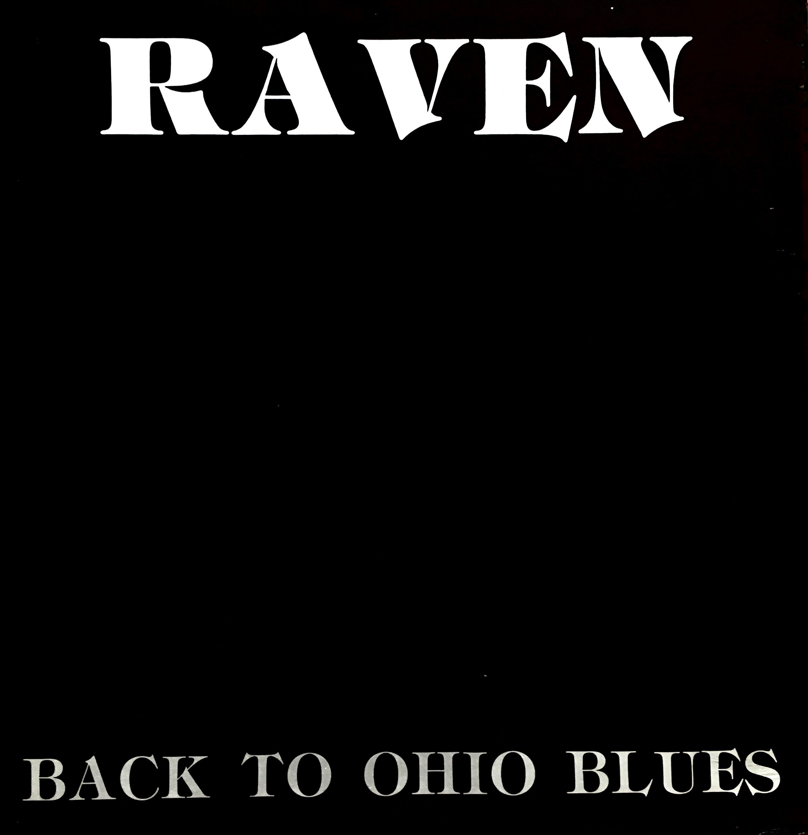 Raven - Back To Ohio Blues [RSD Drops 2021]