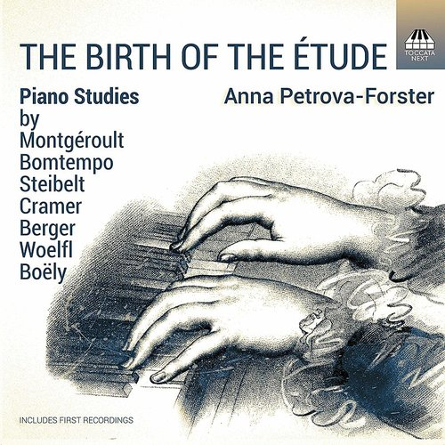 Anna Petrova-Forster - Birth of the Etude