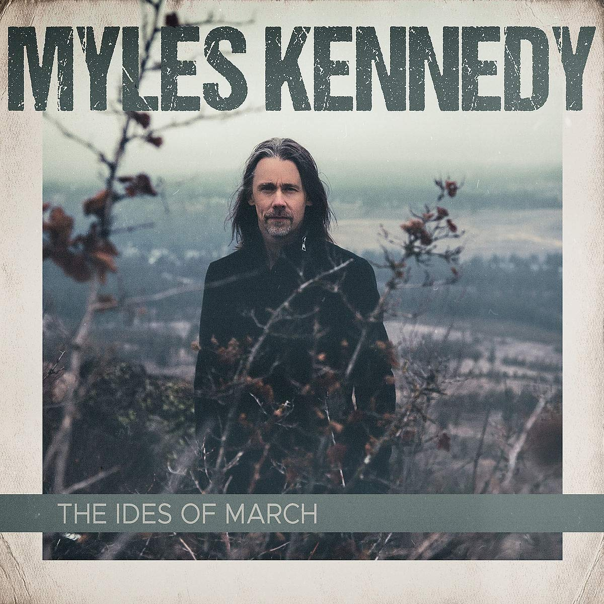 Myles Kennedy - The Ides Of March (Grey Vinyl) [Import]