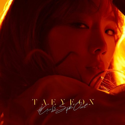 Taeyeon - #Girlsspkout (Limited CD+DVD Edition)