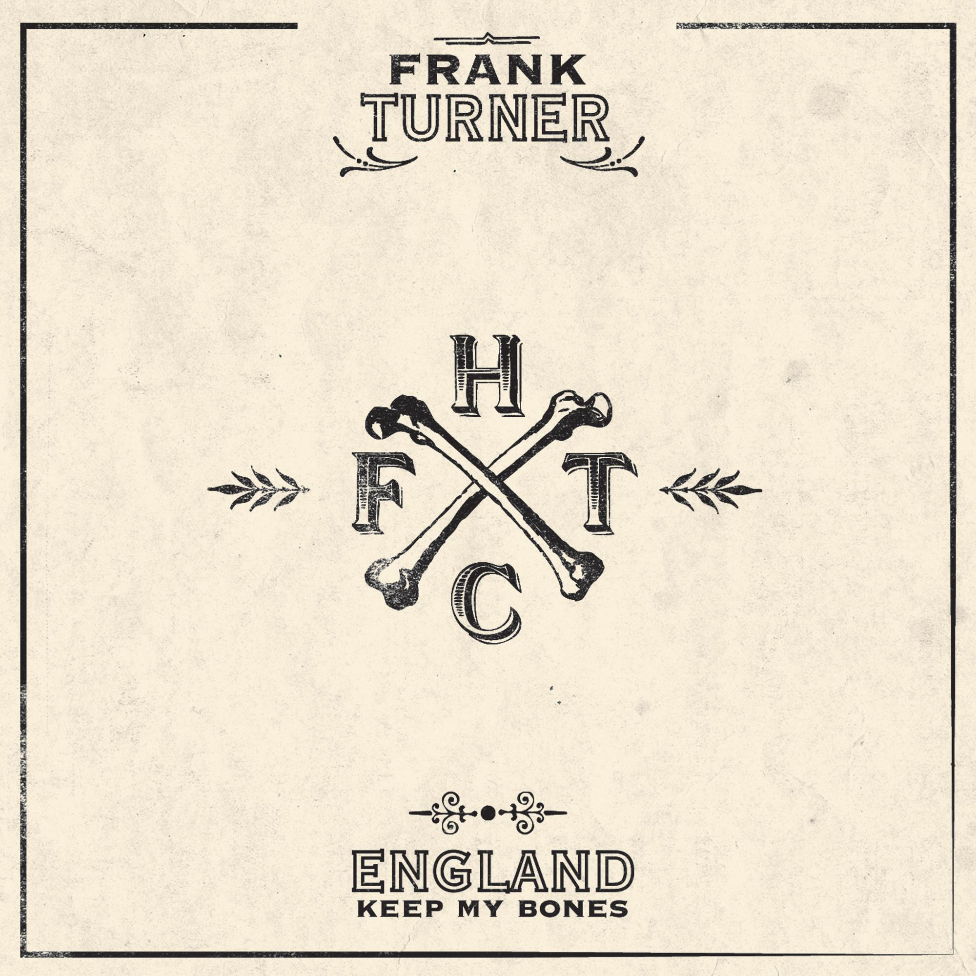Frank Turner - England Keep My Bones: Tenth Anniversary Edition [Indie Exclusive Limited Edition Opaque Yellow 2LP]