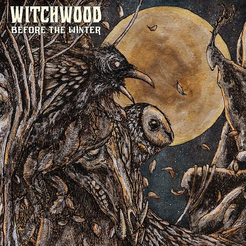 Witchwood - Before The Winter (Red Vinyl)
