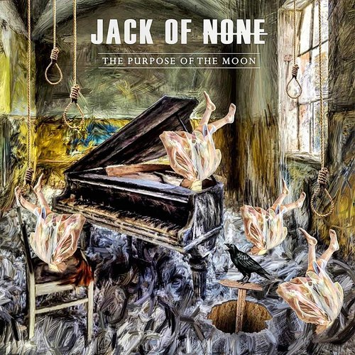 Jack of None - Purpose Of The Moon (Cdrp)