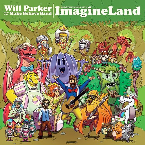 Parker, Will - Imagine Land