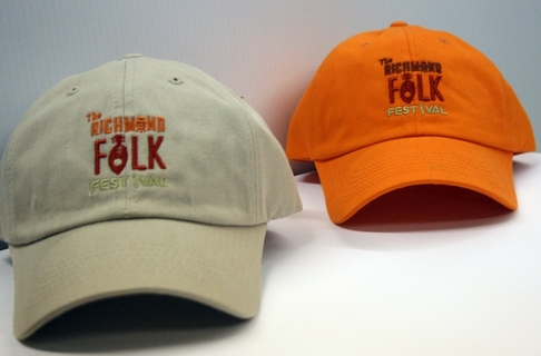 Richmond Folk Festival - Folk Festival Hat (Beige)
