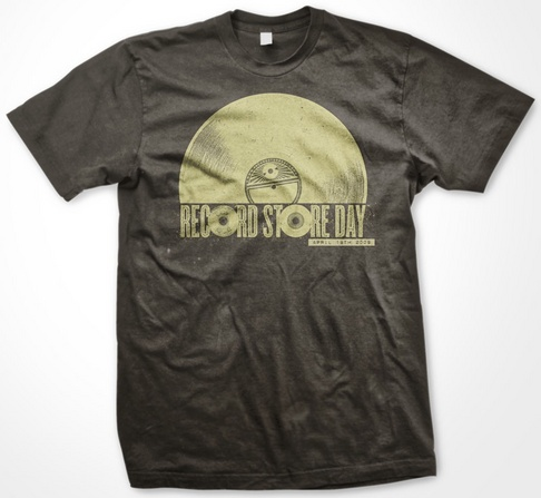 - 2009 Record Store Day T-Shirt (Men's XL)