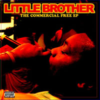 Little Brother - Live! The Commercial Free EP