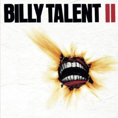 Billy Talent - Billy Talent Ii [Colored Vinyl] [Limited Edition] [180 Gram] (Wht) (Hol)