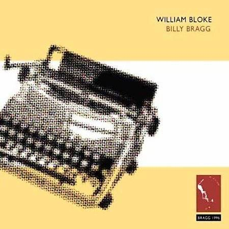 Billy Bragg - William Bloke (Bonus Cd) (Dig)